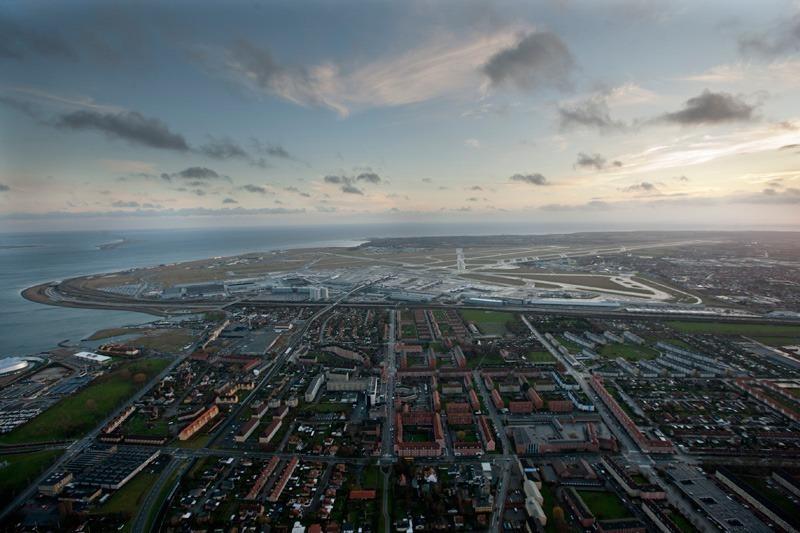 Københavns Lufthavn luftfoto