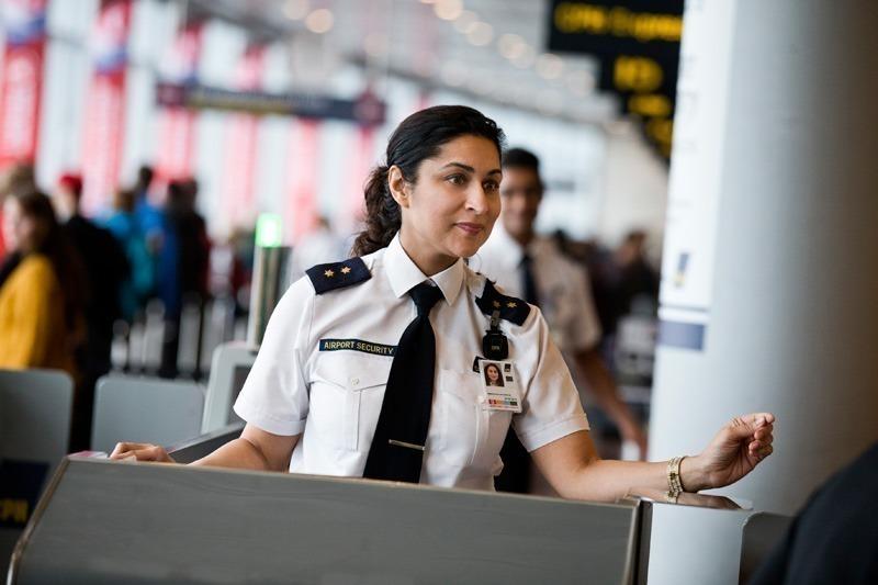 Security i Københavns Lufthavn
