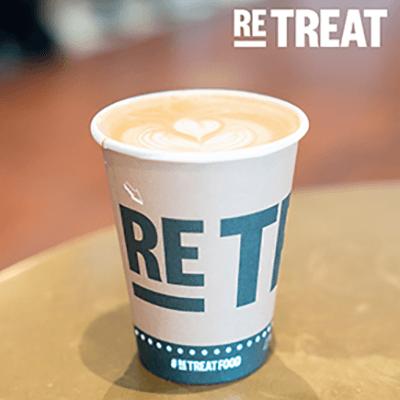 Retreat kaffe