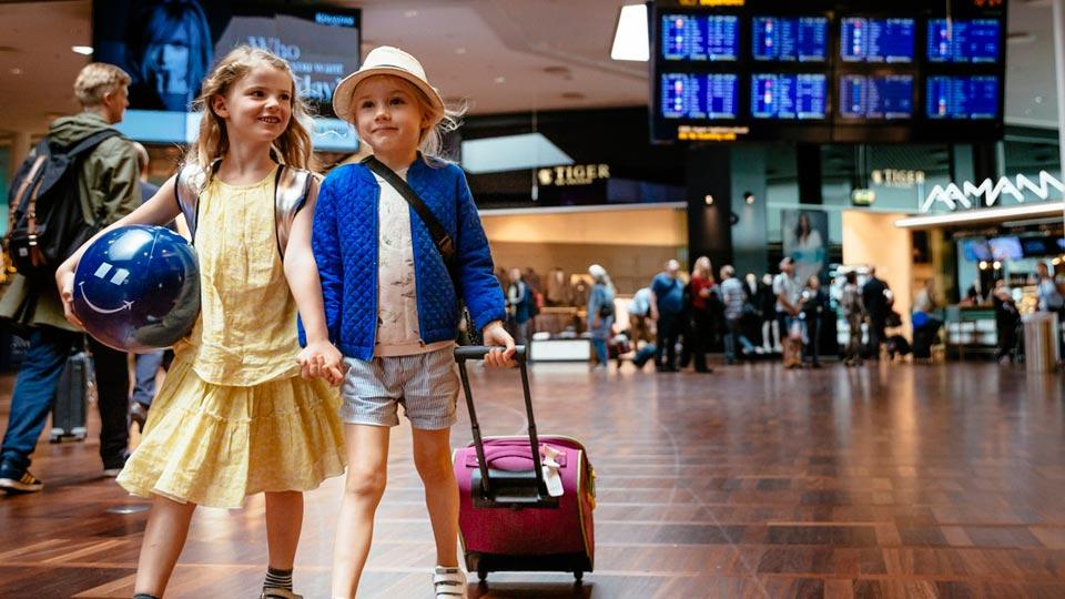 Rejse med børn